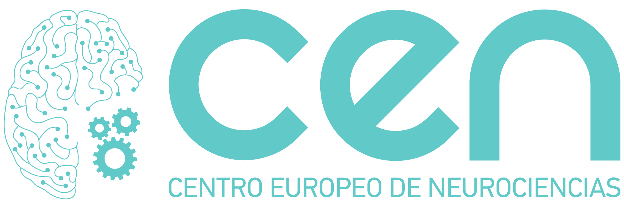 Logo de Centro Europeo de Neurociencias CEN